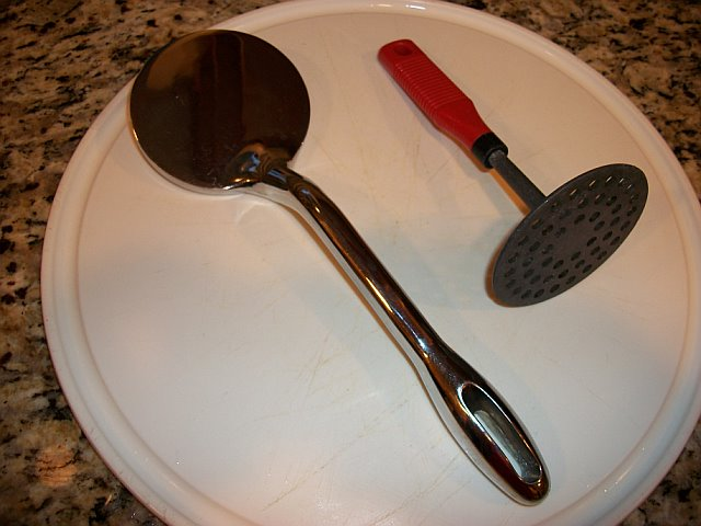 America S Test Kitchen Best Potato Masher